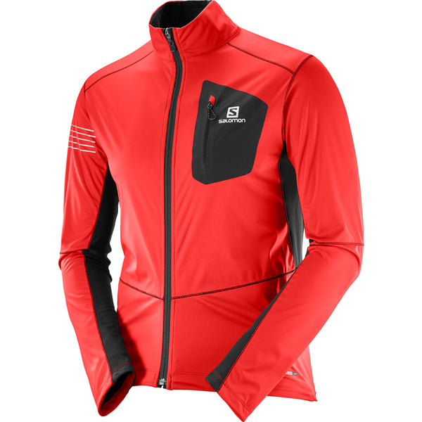 SALOMON RS SOFTSHELL JKT HOMME