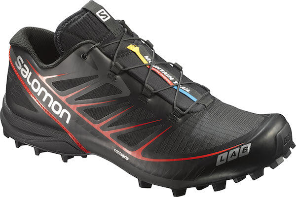 SALOMON S-LAB SPEED BLACK UNISEX
