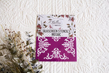 Load image into Gallery viewer, Mosaic Silk Screen Stencil by Belles and Whistles (Dixie Belle Paint Company)