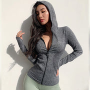Seamless Fitness Jacket