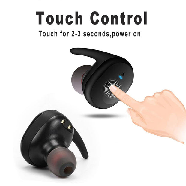 Noise Reduction Wireless Earphones