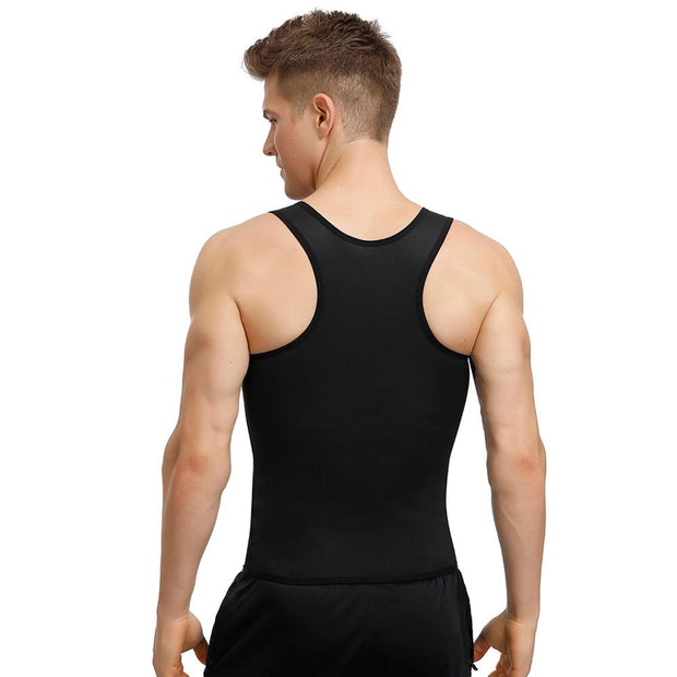 Men's Shapewear Slimming Vest