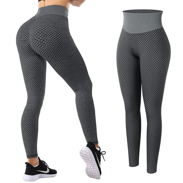 Honeycomb Push Up Leggings