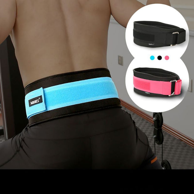 Weightlifting Safety Belt