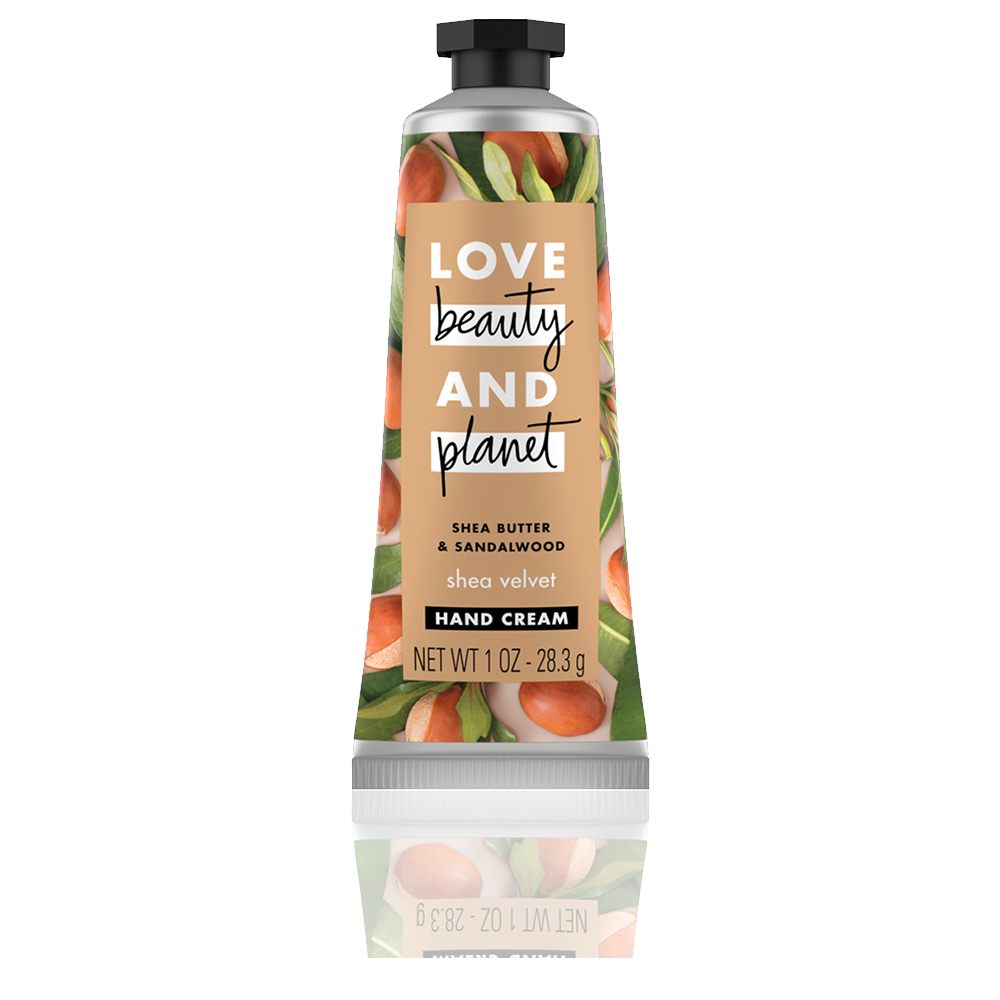 Love Beauty and Planet Hand Cream