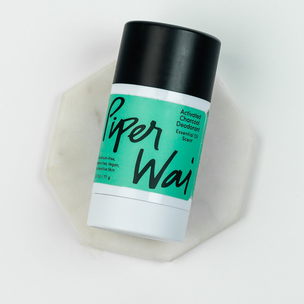 Piper Wai Natural Deodorant
