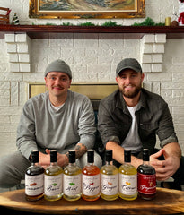 Symply Syrup Founders