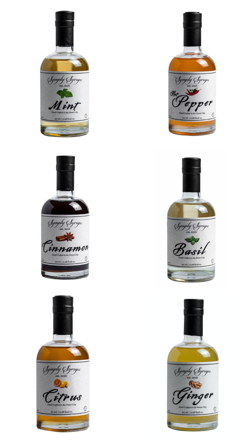 Symply Syrups Bundle: GET THEM ALL