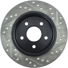 Load image into Gallery viewer, StopTech 12-15 Ford Focus w/ Rear Disc Brakes Rear Right Slotted & Drilled Rotor