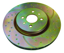 Load image into Gallery viewer, EBC 96-00 Acura EL (Canada) 1.6 GD Sport Front Rotors