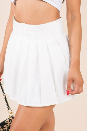 Missy Pleated Skirt