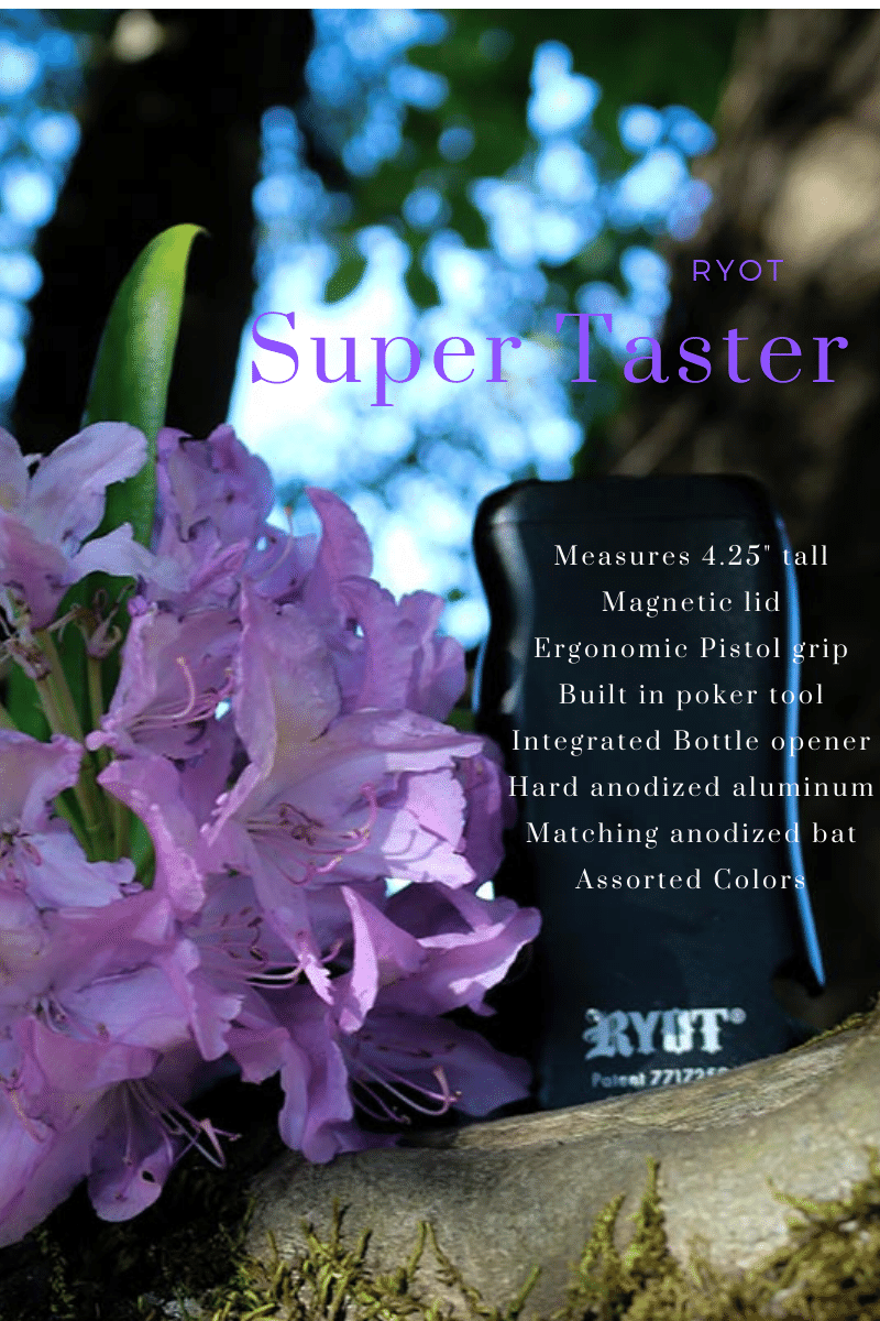 Page 1. Meet the RYOT Super Taster