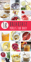 baby food ideas by BabyFoode.com