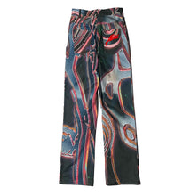 Load image into Gallery viewer, FABRIC OF THE UNIVERSE Trousers by ALIVE AND MORE