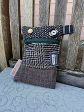Load image into Gallery viewer, Recycled Tweed Monster Purse | MIRIAM