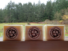 Load image into Gallery viewer, Salt Spring Green Tea Soap Set of 3