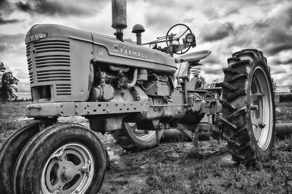 Tractor Art for Sale