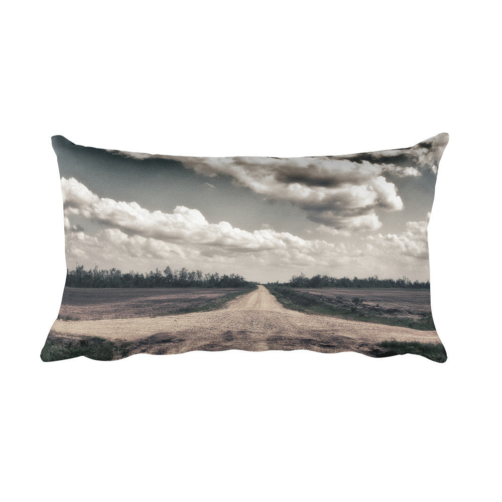 Crossroads Decorative Pillow