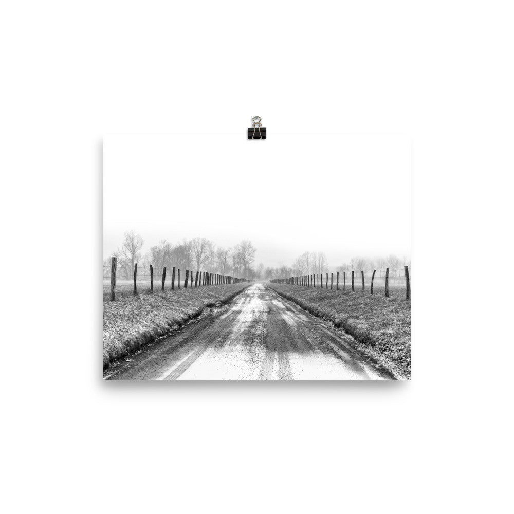 Dirt Road Wall Art for Sale
