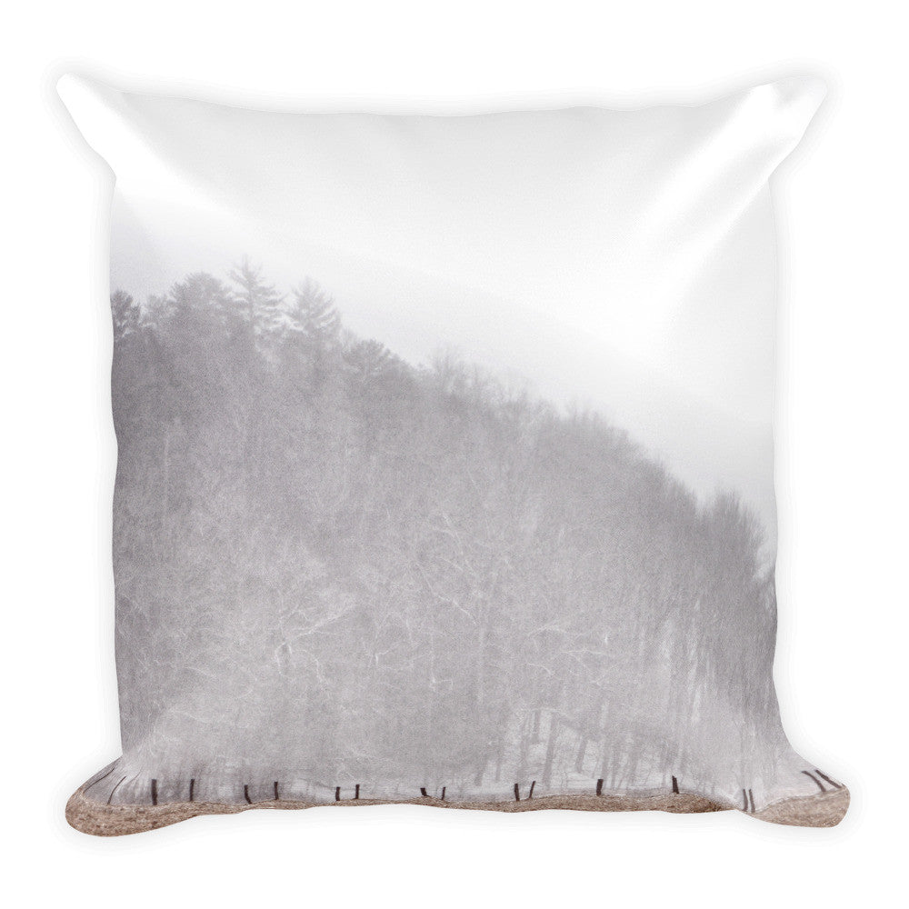 Guided Path Decorative Square Pillow