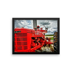Harvest Framed Poster