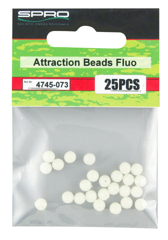 Spro Attraction Beads 25st