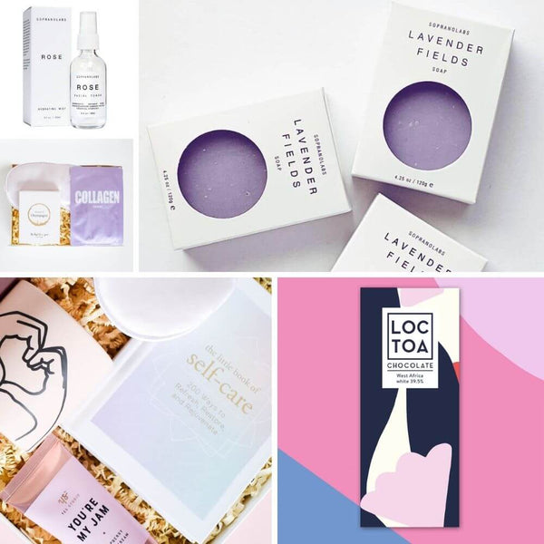 pampering new mum gifts