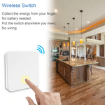 Smart Wireless Mechanical Switch