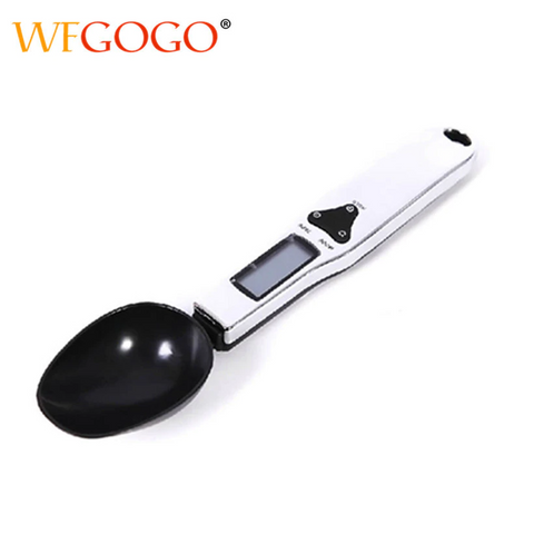 Portable Kitchen Scale Spoon