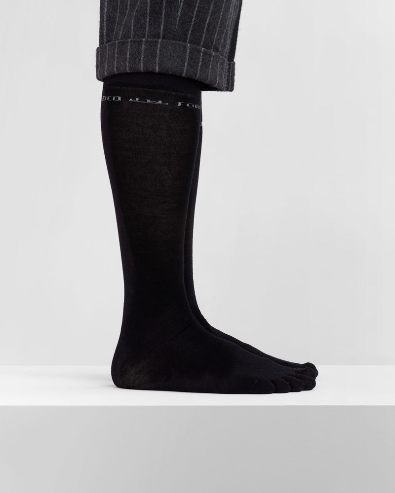 Socks – Black Long Hose