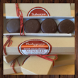 Box Chocolate Alfajores