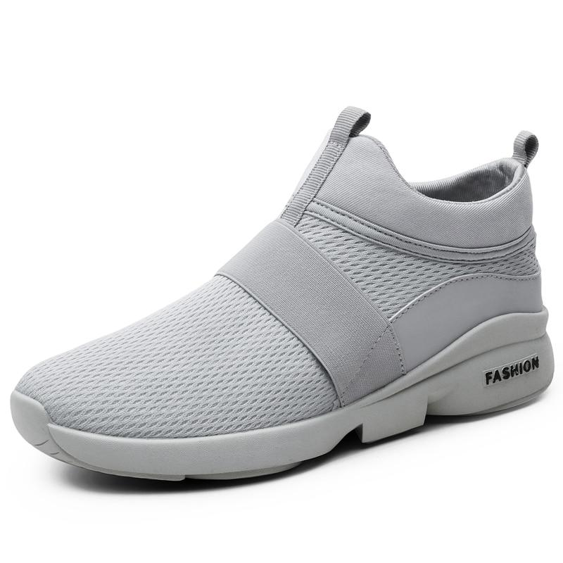 Comfortable Air Mesh Slip on Sneakers
