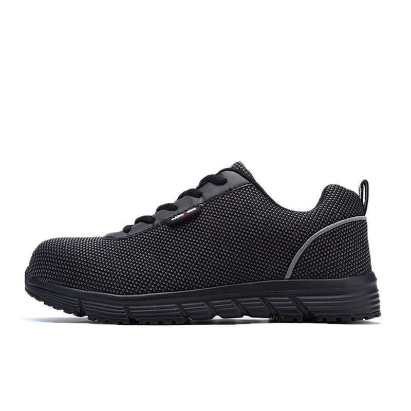 Men Work Fashion Steel Toe Safety Shoes - Tsubo Shoes