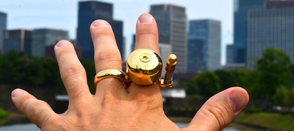 Runbell Wearable Bell for Urban Runners