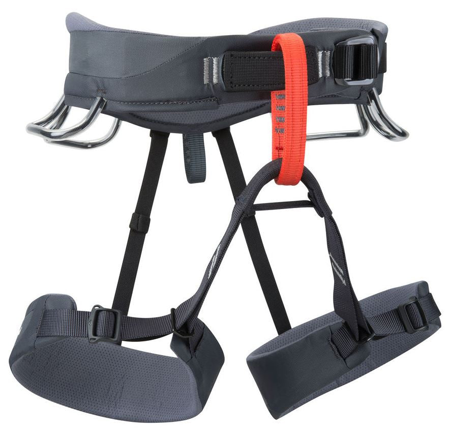 Black Diamond Men's Momentum Harness Package Extra Large Graphite