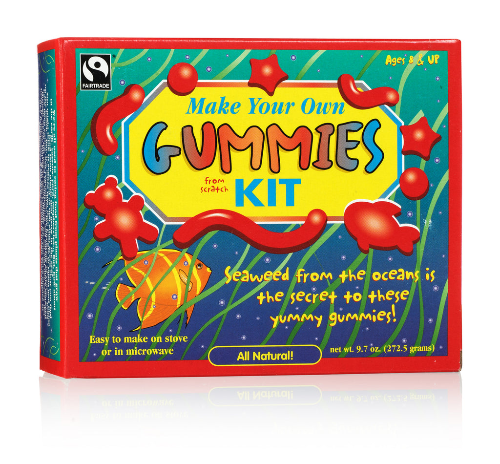 Make Your Own Gummies Candy Kit by Glee Gum