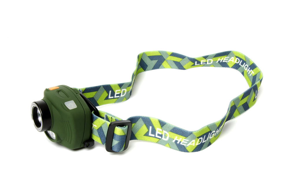 GT-Lite Motion Sensor Headlamp by GT-Tactical