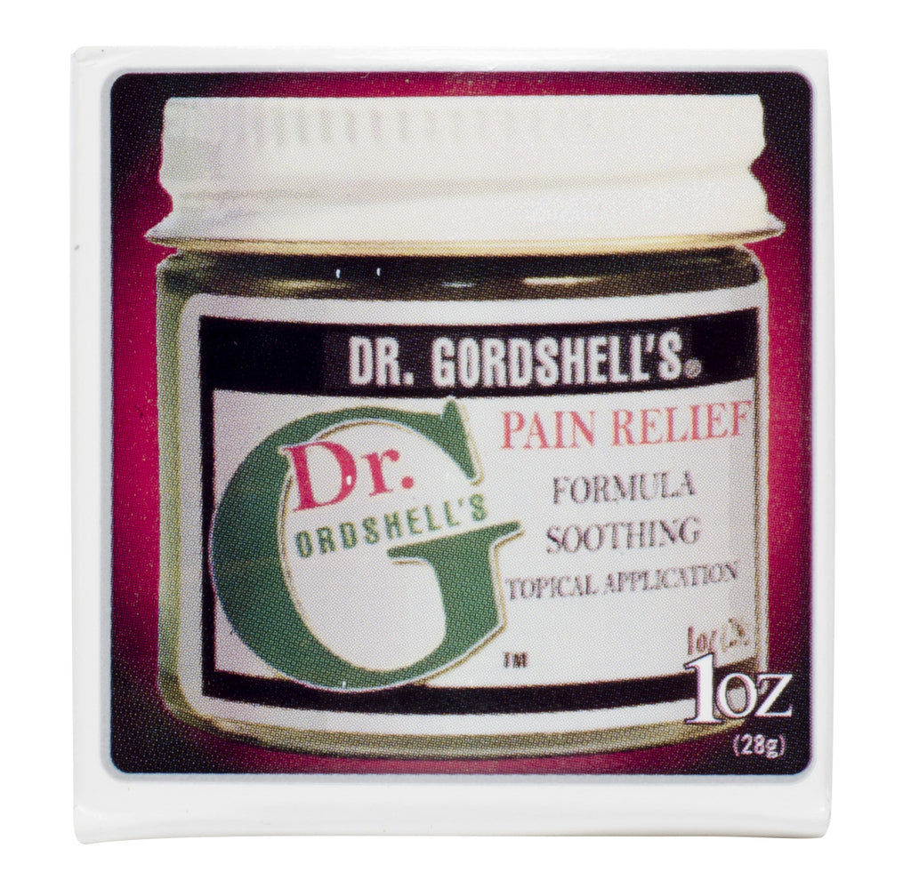 Dr. Gordshells Skin Cream Pain Relief Formula 1oz