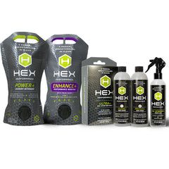 HEX Performance The Ultimate Hex Set w/ Power+ Detergent & Enhance+ Fresh Scent