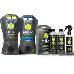 HEX Performance The Ultimate Hex Set w/ Power+ Detergent & Enhance+ Sport Scent