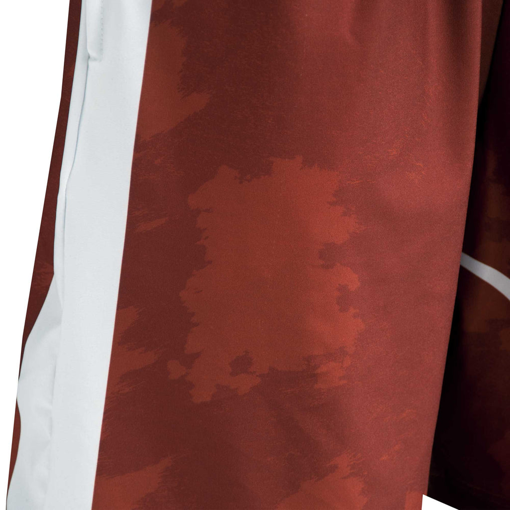 Fit 2 Win Texas Longhorns Burnt Orange Sublimated Short