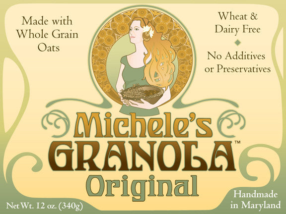 Michele's Original Granola, 5 Pound Bag