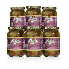 Miss Jenny's Pickles Signature Salt & Pepper 6 Pack