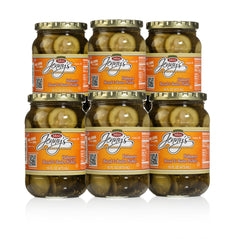 Miss Jenny's Pickles Habanero Bread & Butter 6 Pack