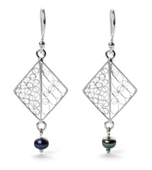 Bella Earrings from Peru by Partners For Just Trade