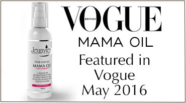 Mama Oil featured in Vogue