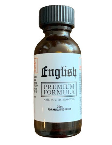 English White Premium 30ml