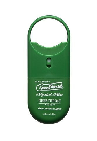 GoodHead Deep Throat Spray to Go