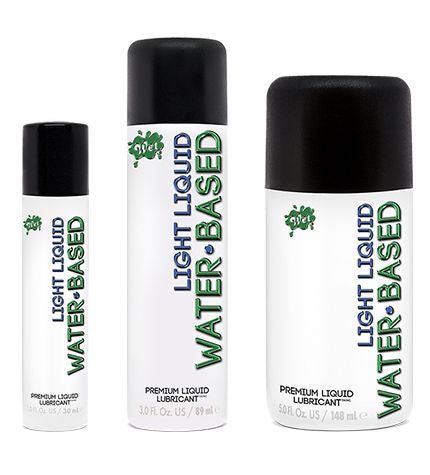 Wet Light Liquid Lubricant