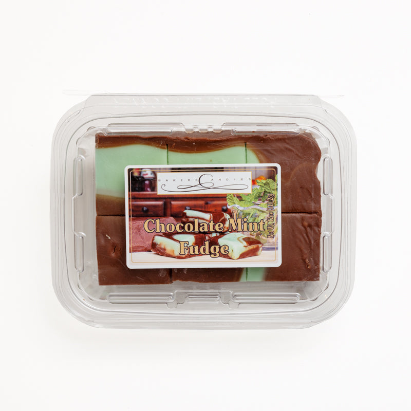 12 oz. Chocolate Mint Fudge